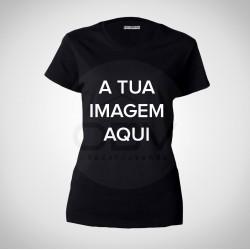 T-Shirt Senhora Personalizável