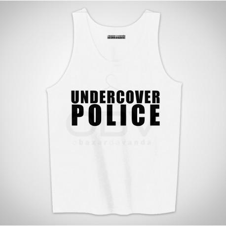 """Singlete """"Undercover Police"""""""