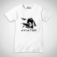 T-Shirt Aviator Fighter Pilot