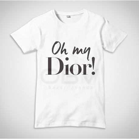 "T-Shirt ""Oh My Dior!"""