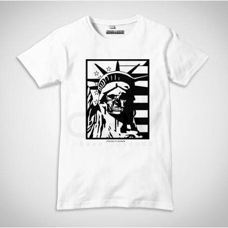 T-Shirt Estátua da Liberdade