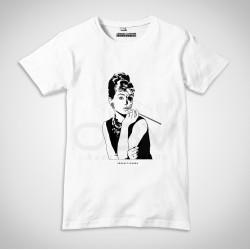 T-Shirt Audrey Hepburn