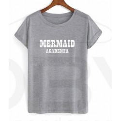"T-Shirt ""Mermaid Academia"""