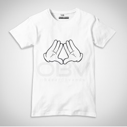 "T-Shirt ""Mickey Illuminati"""