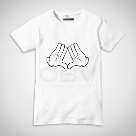 "T-Shirt ""Mickey Illuminati"""