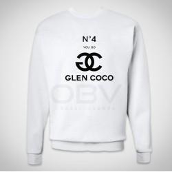 """Sweatshirt """"Glen Coco"""""""