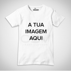 T-Shirt Personalizável