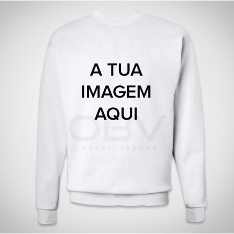 Customizable Sweatshirt
