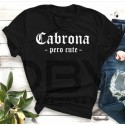 "T-Shirt ""cabrona"""