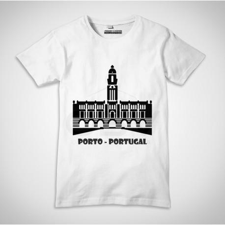 T-Shirt Câmara Porto