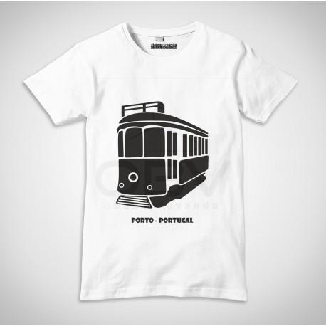 T-Shirt Carro Eléctrico