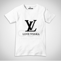 "T-Shirt ""Love Vodka"""