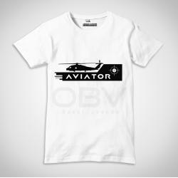 T-Shirt Aviator Heli