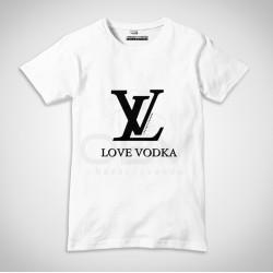 "T-Shirt ""Love Vodka"""